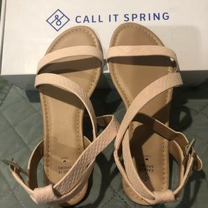 Call Its Spring Flat sandals